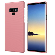 Funda Dura Plastico Rigida Mate M04 para Samsung Galaxy Note 9 Rosa