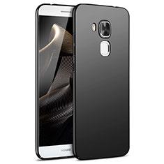 Funda Dura Plastico Rigida Mate M05 para Huawei G9 Plus Negro