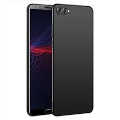 Funda Dura Plastico Rigida Mate M05 para Huawei Nova 2S Negro