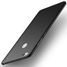 Funda Dura Plastico Rigida Mate M05 para Xiaomi Mi Max 2 Negro