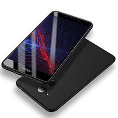Funda Dura Plastico Rigida Mate M06 para Huawei Honor 6C Pro Negro