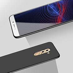 Funda Dura Plastico Rigida Mate M06 para Huawei Honor 6X Negro