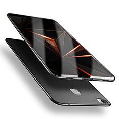 Funda Dura Plastico Rigida Mate M06 para Huawei Honor Note 8 Negro