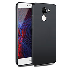 Funda Dura Plastico Rigida Mate M06 para Huawei Y7 Prime Negro