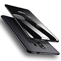 Funda Dura Plastico Rigida Mate M07 para Huawei Mate 10 Negro