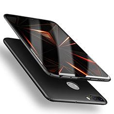 Funda Dura Plastico Rigida Mate M07 para Huawei Nova 2 Plus Negro