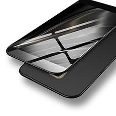 Funda Dura Plastico Rigida Mate M07 para Samsung Galaxy C7 SM-C7000 Negro