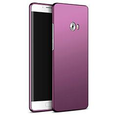Funda Dura Plastico Rigida Mate M07 para Xiaomi Mi Note 2 Morado