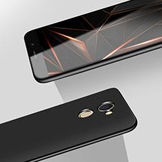 Funda Dura Plastico Rigida Mate M08 para Huawei Enjoy 7 Plus Negro
