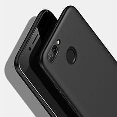 Funda Dura Plastico Rigida Mate M08 para Huawei Nova 2 Plus Negro