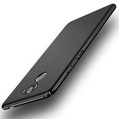 Funda Dura Plastico Rigida Mate M09 para Huawei Enjoy 7 Plus Negro