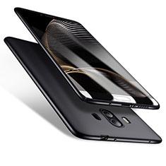 Funda Dura Plastico Rigida Mate M10 para Huawei Mate 10 Negro