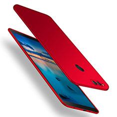 Funda Dura Plastico Rigida Mate M12 para Huawei Honor 7X Rojo