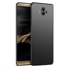 Funda Dura Plastico Rigida Mate M12 para Huawei Mate 10 Negro