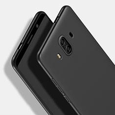 Funda Dura Plastico Rigida Mate M16 para Huawei Mate 10 Negro