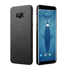 Funda Dura Plastico Rigida Mate M16 para Samsung Galaxy S8 Negro