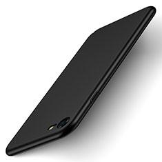 Funda Dura Plastico Rigida Mate para Apple iPhone SE (2020) Negro