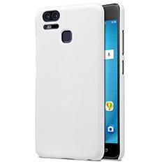 Funda Dura Plastico Rigida Mate para Asus Zenfone 3 Zoom Blanco