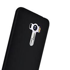 Funda Dura Plastico Rigida Mate para Asus Zenfone Selfie ZD551KL Negro