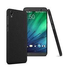 Funda Dura Plastico Rigida Mate para HTC Desire 728 728g Negro