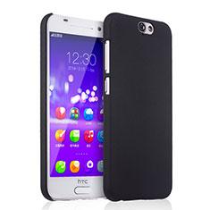 Funda Dura Plastico Rigida Mate para HTC One A9 Negro