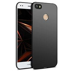 Funda Dura Plastico Rigida Mate para Huawei Enjoy 7 Negro
