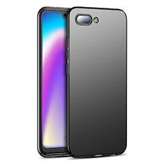 Funda Dura Plastico Rigida Mate para Huawei Honor 10 Negro