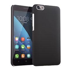 Funda Dura Plastico Rigida Mate para Huawei Honor 4X Negro