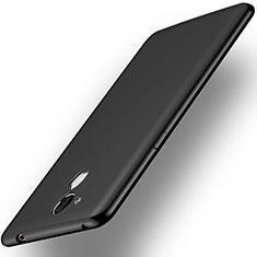 Funda Dura Plastico Rigida Mate para Huawei Honor 6A Negro