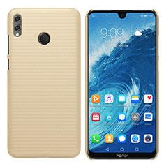Funda Dura Plastico Rigida Mate para Huawei Honor 8X Max Oro