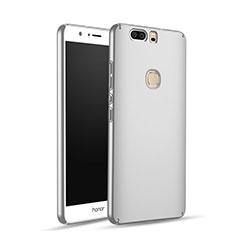 Funda Dura Plastico Rigida Mate para Huawei Honor V8 Blanco