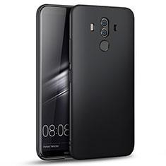 Funda Dura Plastico Rigida Mate para Huawei Mate 10 Pro Negro