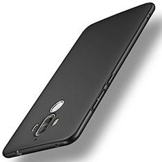 Funda Dura Plastico Rigida Mate para Huawei Mate 9 Negro
