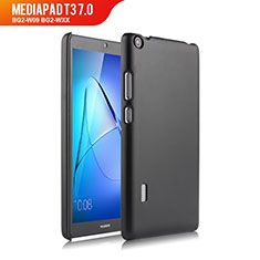 Funda Dura Plastico Rigida Mate para Huawei MediaPad T3 7.0 BG2-W09 BG2-WXX Negro