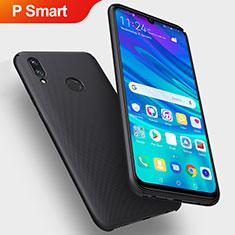 Funda Dura Plastico Rigida Mate para Huawei P Smart (2019) Negro