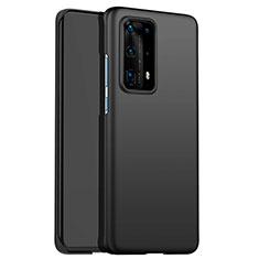 Funda Dura Plastico Rigida Mate para Huawei P40 Pro+ Plus Negro
