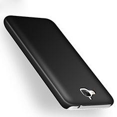 Funda Dura Plastico Rigida Mate para Huawei Y6 Pro Negro