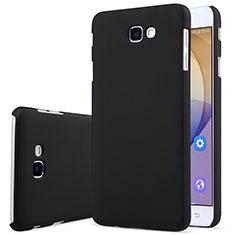 Funda Dura Plastico Rigida Mate para Samsung Galaxy J7 Prime Negro