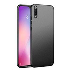 Funda Dura Plastico Rigida Mate para Xiaomi Mi 9 Negro