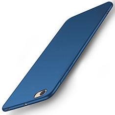 Funda Dura Plastico Rigida Mate para Xiaomi Redmi Note 5A Standard Edition Azul