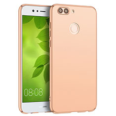 Funda Dura Plastico Rigida Mate Q02 para Huawei Nova 2 Oro