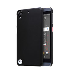 Funda Dura Plastico Rigida Perforada para HTC Desire 530 Negro