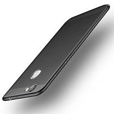 Funda Dura Plastico Rigida Perforada para Huawei Nova Negro