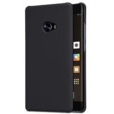 Funda Dura Plastico Rigida Perforada para Xiaomi Mi Note 2 Negro