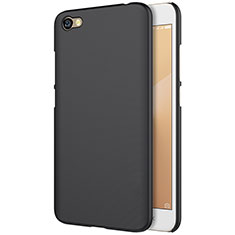 Funda Dura Plastico Rigida Perforada para Xiaomi Redmi Note 5A Standard Edition Negro