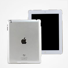 Funda Dura Ultrafina Transparente Mate para Apple iPad 4 Blanco