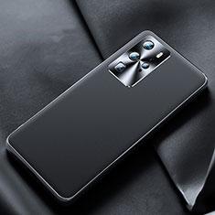 Funda Lujo Cuero Carcasa N07 para Huawei P40 Pro Negro