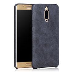 Funda Lujo Cuero Carcasa para Huawei Mate 9 Pro Negro