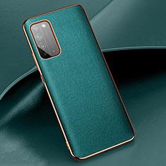 Funda Lujo Cuero Carcasa S01 para Huawei Honor X10 5G Cian