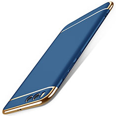 Funda Lujo Marco de Aluminio para Xiaomi Mi 6 Azul